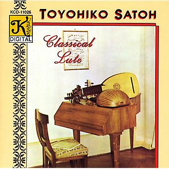 Bach/Visse/Weiss - Classical Lute [CD] USA import