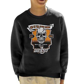 Tiger Rising Street Fighter Kid's Sweatshirt