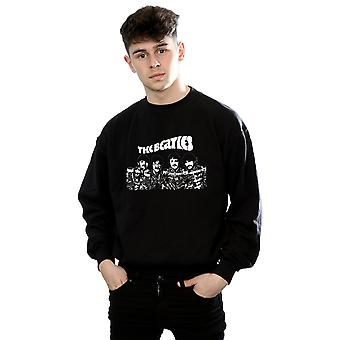 Le Sweat-shirt Cartoon des Beatles Men-apos;s
