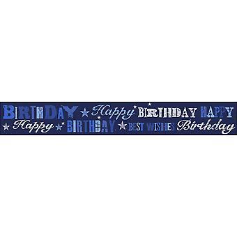 Simon Elvin Best Wishes Foil Party Banner
