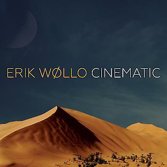 Wollo*Erik - Cinematic [CD] USA import