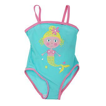 Baby Mädchen Mermaid Badeanzug