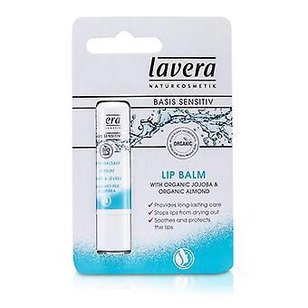 Lavera Basis Sensitiv Lip Balm - 4.5g/0.15oz