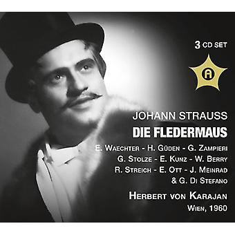 Strauss - Die Fledermaus [CD] USA import
