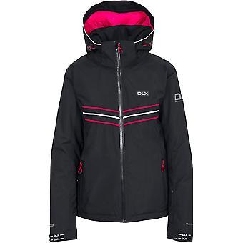 Traspaso mujeres/damas Hildy impermeable transpirable de esquí DLX chaqueta abrigo