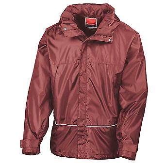 Result Waterproof and Windproof 2000 Pro Coach Jacket
