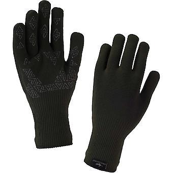 SealSkinz Ultra Grip Glove - Hi-Viz Yellow