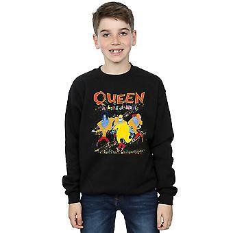 Queen Boys A Kind Of Magic Sweatshirt