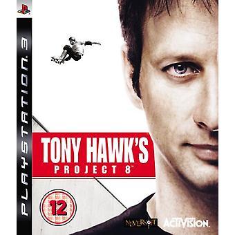 Tony Hawks Project 8 (PS3) - Factory Sealed