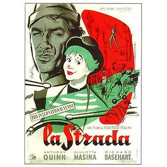 La Strada Movie Poster (11 x 17)