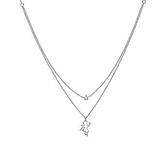 ESPRIT women's chain necklace silver JW52884 Angel ESNL03457A420