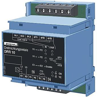 Ziehl DRR10 Phase monitoring relay No. of relay outputs: 3