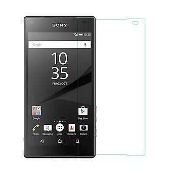 Sony Xperia Z5 compact scherm beschermer 9 H gelaagd glas tank bescherming glas gehard glas