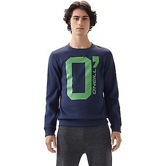 O'Neill Mens o ' Slim Fit värma grafisk Sweatershirt bygel