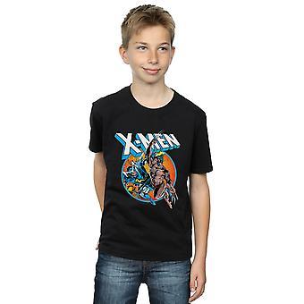 Marvel jungen X-Men gebrochene Ketten T-Shirt