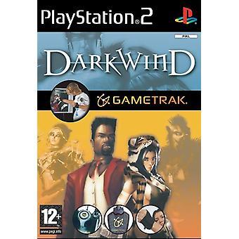 Gametrak Dark Wind-nytt