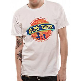 Rick And Morty-Blips And Chitz T-Shirt