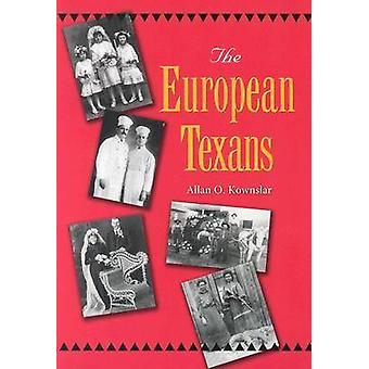 De Europese Texanen door Allan O. Kownslar - 9781585443529 boek