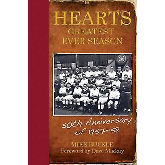 Hjärtan största säsongen någonsin 1957-58-den 50-årsjubileum-fester