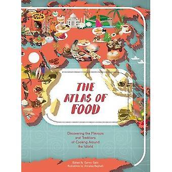 أطلس الطعام بواسطة جيني جالو - 9788854412798 كتاب