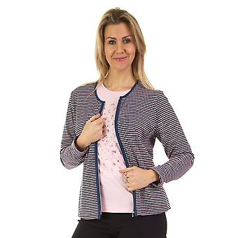 Rabe jakke 42 121221 rosa og blå