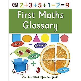 Eerste wiskunde-woordenlijst
