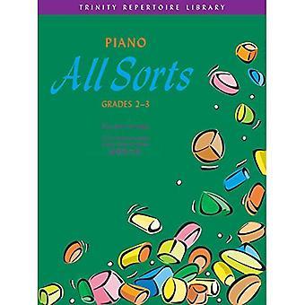 Piano All Sorts: Grade 2-3