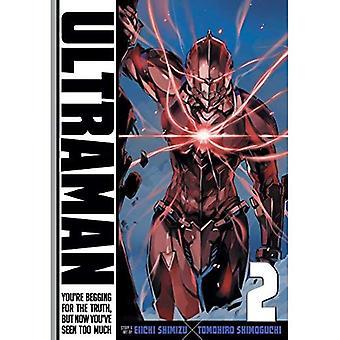 Volumen de Ultraman 2