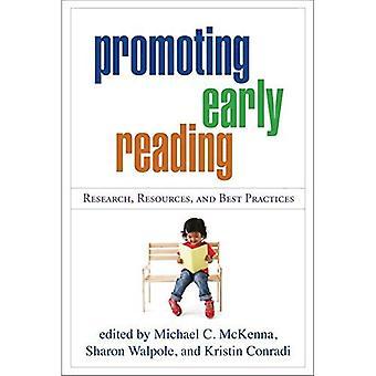 Promotion de lecture précoce: Recherche, ressources et pratiques exemplaires