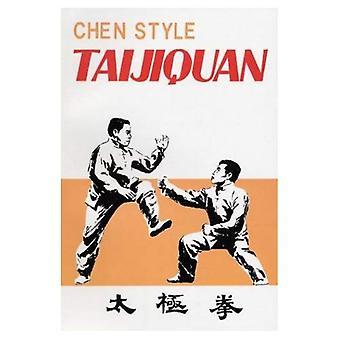 Taijiquan stile Chen 2011
