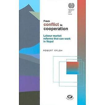 Van Conflict naar samenwerking: arbeidsmarkthervormingen die in Nepal werken kunnen