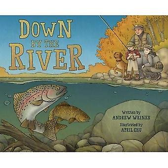Rio abaixo: uma família voar pesca história