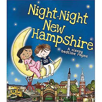 Nacht van de nacht New Hampshire [Board boek]