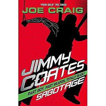 Jimmy Coates: Sabotage (Jimmy Coates)