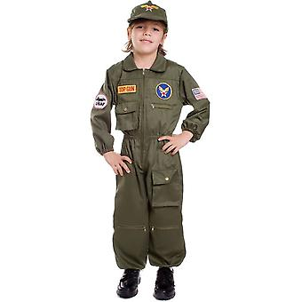 American Air Force Pilot Child Costume