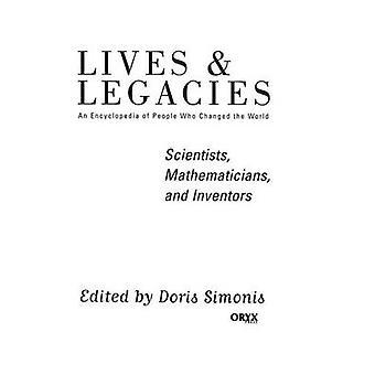 Wiskundigen van wetenschappers en uitvinders een encyclopedie van mensen die de wereld door Simonis & Doris veranderd