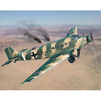 Revell 3918 1:48 Junkers Ju52/3m Transport Aircraft Plastic Model Kit