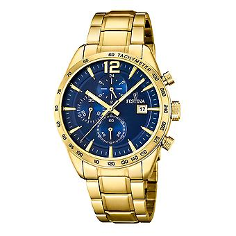 Festina F20266/2 chronograph 44 Mm Watch