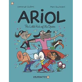 Ariol 10 - The Little Rats of the Opera by Emmanuel Guibert - 97806063