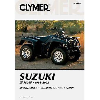 Clymer Suzuki LT-F500F 1998-2002 (2nd Revised edition) by Mike Morlan