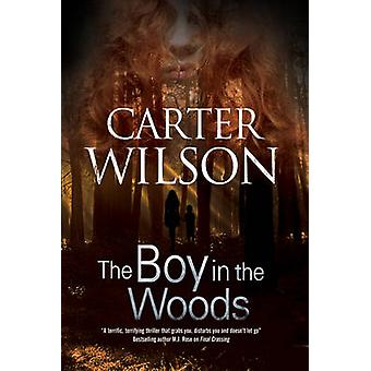 The Boy in the Woods by Carter Wilson - 9781847517883 Book