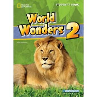 World Wonders 2 by Michele Crawford - Katy Clements - 9781424059348 B