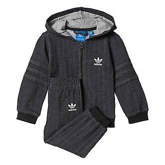 Adidas Originals Trefoil infantile survêtement Set BK5750