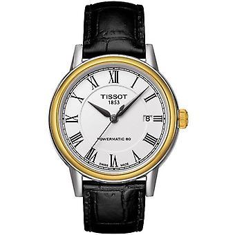 Tissot T-Classic Carson automatique Mens Watch T0854072601300