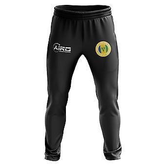 St. Vincent und die Grenadinen Konzept Fußball Trainingshose (Schwarz)