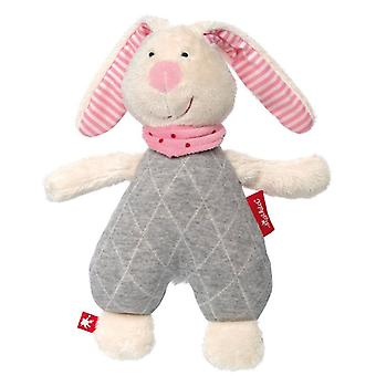 Sigikid pehmo lelu kani vaaleanpunainen Urban vauva