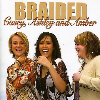 Casey Ashley & Amber - Braided [CD] USA import