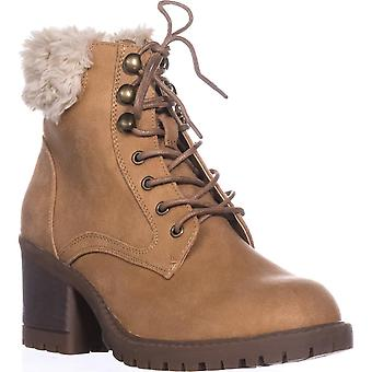 Cliffs by White Mountain Womens Tori Closed Toe Ankle Fashion Boots