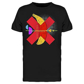 Abstract Banana X Tee Men's -Image by Shutterstock