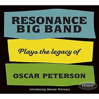 Resonance Big Band - Plays the Legacy of Oscar Peterson [CD] USA import